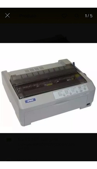 Impressora Epson Fx 890 Semi Nova ,com Garantia!!!