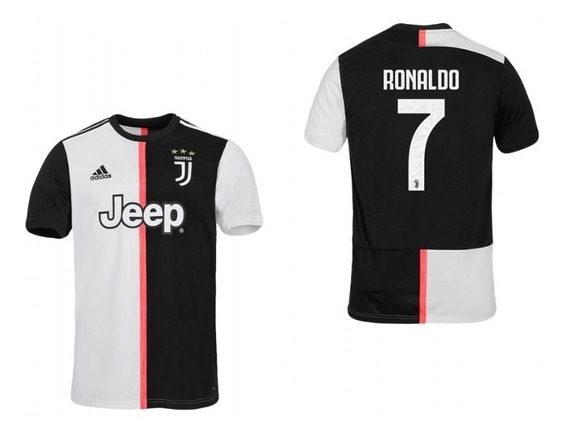 Camisa Juventus Cr7 Home 2019/2020 Champions- Original