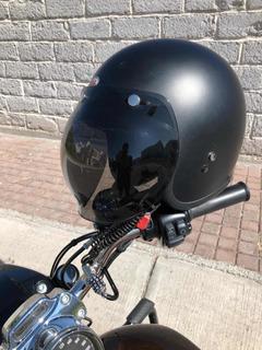 Cable Candado Seguro Para Casco, Moto O Bici Paw