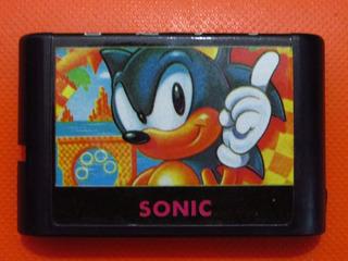 Sonic The Hedgehog | Sega Genesis / Megadrive