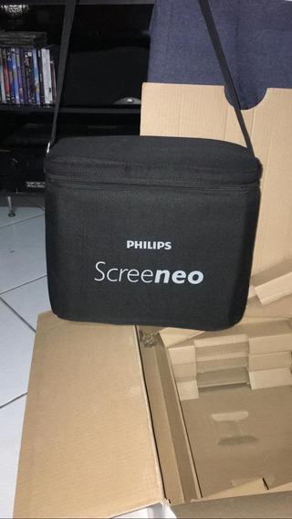 Projetor Philips Screneo