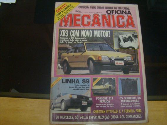 Revista Oficina Mecânica 27 Ano 3 Porsche Voyage Xr3 R431