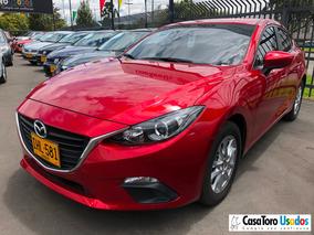 Mazda 3 Prime Mt 2000cc 2017