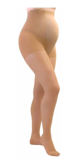 Meia Calça Gestante Medi 20-30 Mmhg Sheer Soft Natural 3