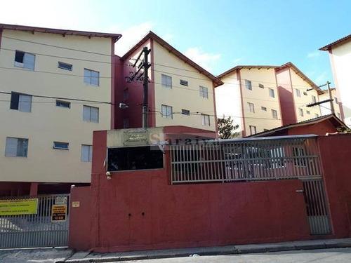 Imagem 1 de 12 de Apartamento Com 2 Dormitórios À Venda, 52 M² Por R$ 200.000,00 - Demarchi - São Bernardo Do Campo/sp - Ap3418