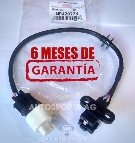 Sensor Del Cigueñal Mitsubishi Lancer Glx 1.6 Cs3 Mr420734