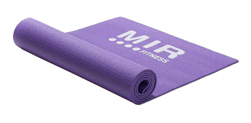Yoga Mat Colchoneta Mir 6 Mm Pilates Gym Fitness