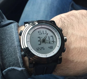 Relógio Sinobi Analógico E Digital Sport Militar