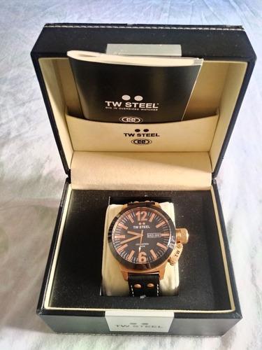 Relógio Tw Steel - Ceo Canteen Original