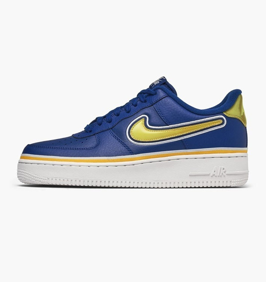 Zapatillas De Hombre Nike Air Force 1 Lv8 Nba Talle 48 14us