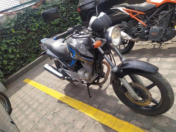 Motocicleta Honda Cbx 250