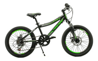 Bicicleta Mountain Bike Fire Bird Storm Rodado 20 Aluminio