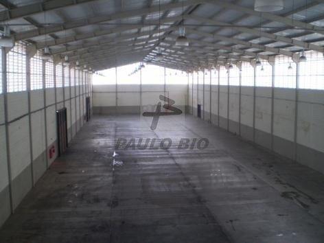 Galpao Industrial - Vila Nova Bonsucesso - Ref: 6654 - L-6654