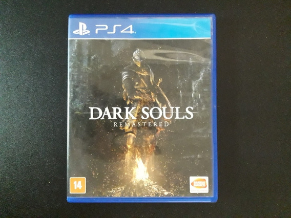 Dark Souls Remastered Ps4 Usado