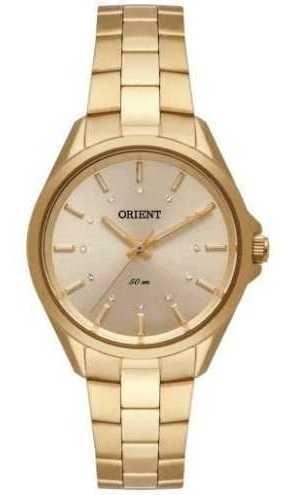 Relógio Orient Feminino Fgss0124 C1kx Dourado