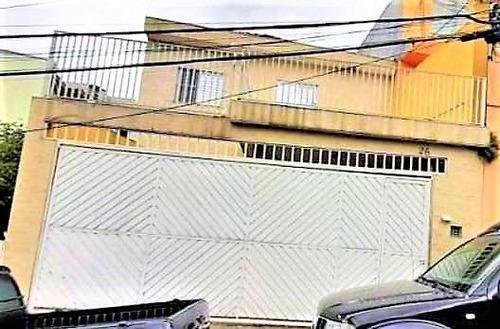Imagem 1 de 30 de Sobrado Com 3 Dormitórios À Venda, 190 M² Por R$ 890.000,00 - Lauzane Paulista - São Paulo/sp - So2627