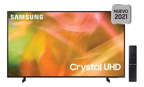 Imagen 1 de 2 de Tv Samsung Smart 65 Au8000 4k 2021 / 55 Au800 2021 $799