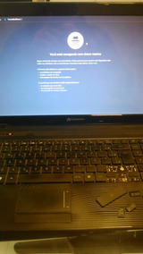 Notebook Gateway Nv55c13b Intel Core I3 - 15,6