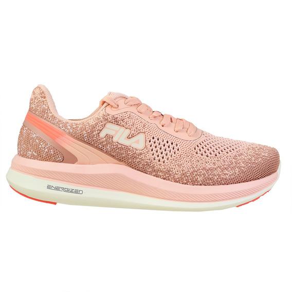 Zapatillas Fila Lumix Fr Mujer Pink Training