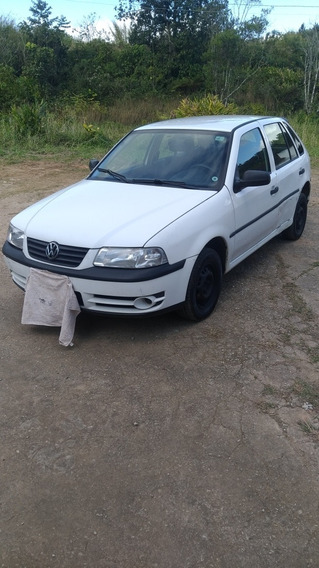 Volkswagen Gol 1.6 Plus Total Flex 5p 2004