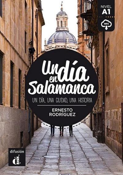 Un Dia En Salamanca Level A1