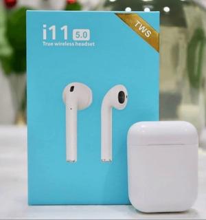 Audifonos / Auriculares Inalámbricos Bluetooth I11 Mini Tipo