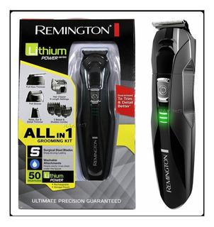 Afeitadora Barbera Remington Patillera Lithium Recargable