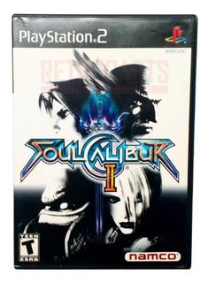 Soul Calibur 2 Con Demo Namco Transmission Ps2