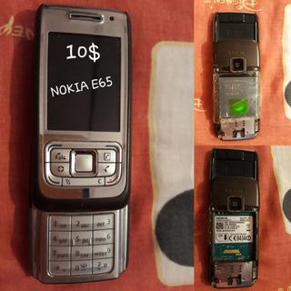 Nokia E65 Basico