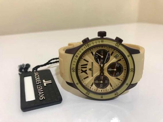 Relógio Jacques Lemans Original (cores Diversas)