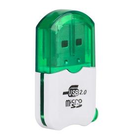 Adaptador Mini Usb 2.0 + Cartão 32gb (carta.reg.grátis)