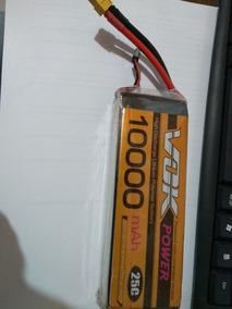 Bateria Lipo Vok Power 10.000 Mah 11.1v 3s 25c