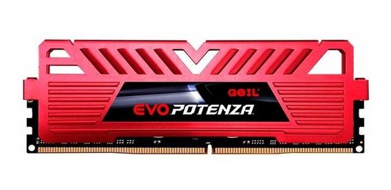 Memória Gamer Evo Potenza 8gb (2x4gb) Ddr4 Sdram Ddr4 2133
