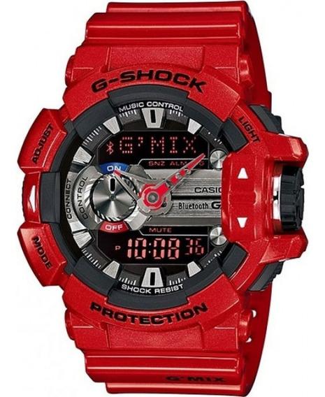 Relógio Casio Vermelho G-shock G