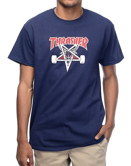 Camiseta Thrasher Two Tone Skategoat