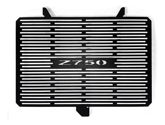 Tela Protetora De Radiador Aço Carbono Z 750 Kawasaki Z750