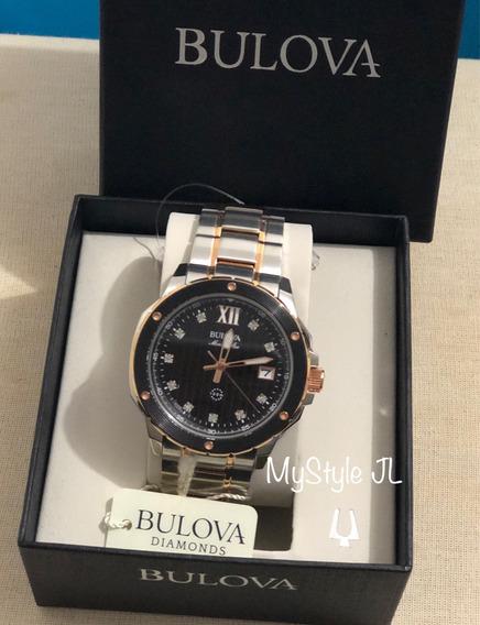Reloj Original Nuevo Caballero Bulova