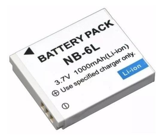 Bateria Nb-6l Nb-6lh Canon Powershot Sx520 Hs Sx530 Hs Sx610