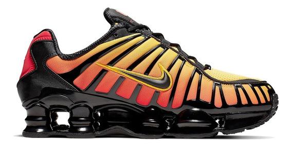 Tênis Nike Shox Tl 12 Molas Importado Tigres