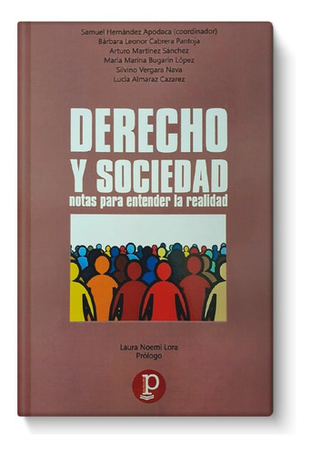 Libro Derecho Y Sociedad