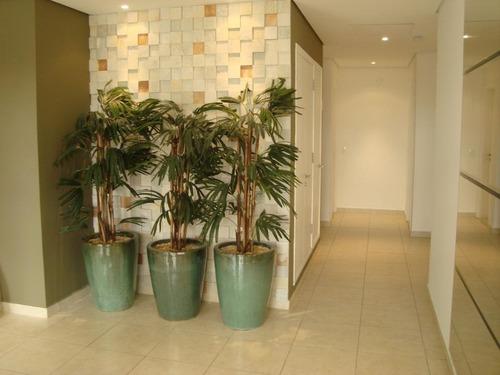 Apartamento Para Alugar, 55 M² Por R$ 2.000,00/mês - Alto Do Pari - São Paulo/sp - Ap7871