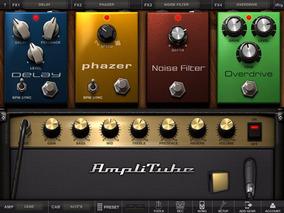 Pacote Ik Multimedia Amplitube 4 Modo Bass Sampletank 3