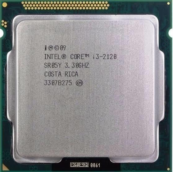 Processador Intel I3 2120 Socket 1155( Usado)