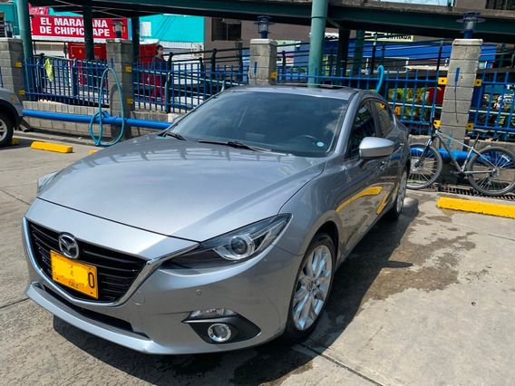 Mazda 3 Grand Touring Modelo 2016 (único Dueño)