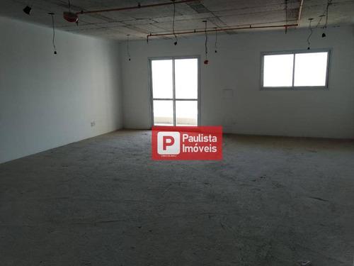 Sala Para Alugar, 65 M² Por R$ 1.550,00/mês - Chácara Santo Antônio (zona Sul) - São Paulo/sp - Sa1383
