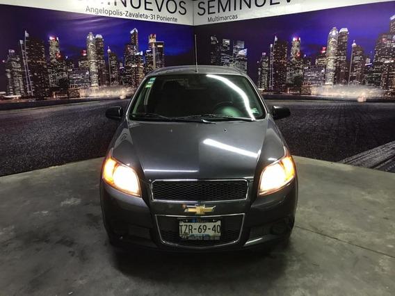 Chevrolet Aveo Lt Paq B Tm 2016