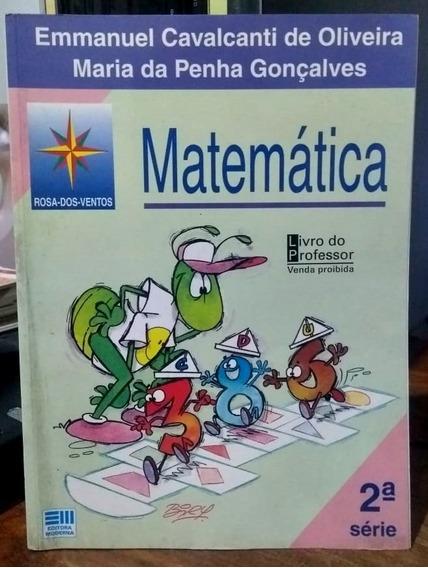 Matemática, 2ª Série (rosa-dos-ventos)