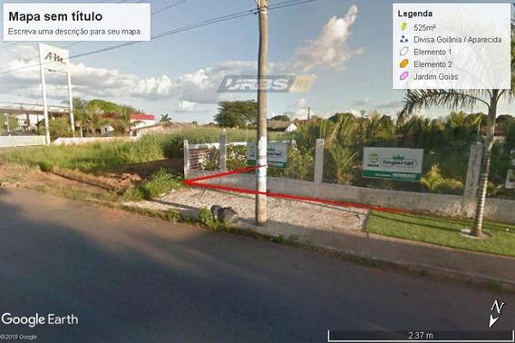 Terreno Residencial À Venda, Jardim Helvécia, Aparecida De Goiânia. - Te0478