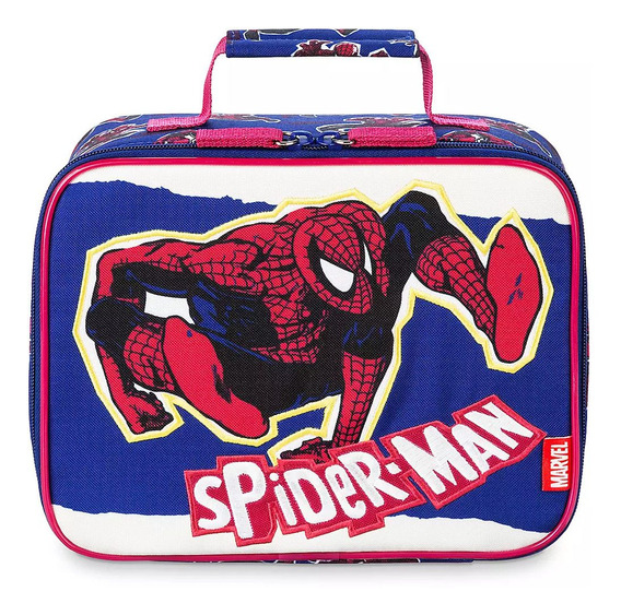 Lunchera Spiderman Original Disney Store