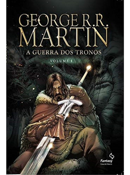 Hq - A Guerra Dos Tronos - Game Of Thrones Vol 1 - George R